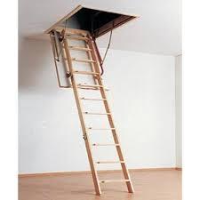 easiloft wooden loft ladder 2 8m