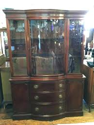 cherry wood china cabinet cherrywood china cabinet allnetindia club
