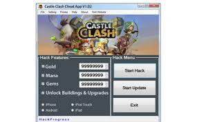 game castle clash mod apk castle clash hacks no survey mobile games
