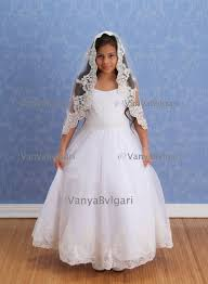 holy communion veils communion veil catholic veil flower girl s veil