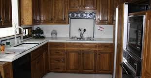 paint wooden kitchen cabinets how to paint oak cabinets cream