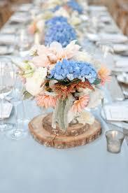 Blue Wedding Centerpieces by 25 Best Blue Hydrangea Centerpieces Ideas On Pinterest Blue