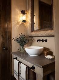 Houzz Rustic Bathrooms - 30 all time favorite rustic powder room ideas u0026 remodeling photos
