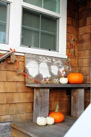 Decorating Your House For Halloween by 143 Best Front Porch Decor Halloween Images On Pinterest