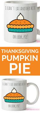 happy thanksgiving gift thanksgiving gift pumpkin pie