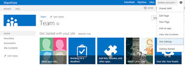 create a new team site in sharepoint 2013 max u0027s space