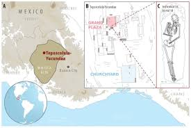 Oaxaca Mexico Map Mystery Solved Here U0027s What Caused A Massive Epidemic In Colonial