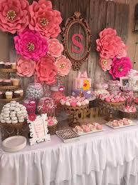 baby shower flower centerpieces baby shower flower ideas best 25 floral ba shower ideas on