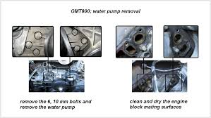 Water Pump Car Leak Chevrolet Silverado 1999 2006 Gmt800 How To Replace Water Pump