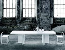Contemporary Italian Dining Table Nella Vetrina Verglas Glas Italia Contemporary Italian Dining