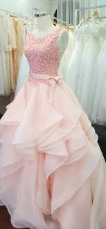wedding and prom dresses pastel pink primrose wedding prom formal dress destiny chic