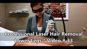 Meme Hair Removal - professional laser hair removal lower legs video 33 youtube