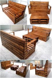 Wood Pallet Furniture 50 Cool Ideas For Wood Pallets Upcycling Wood Pallet Furniture