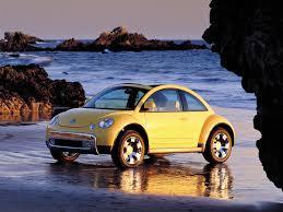 volkswagen new beetle dune concept u00272000 cars volkswagen design