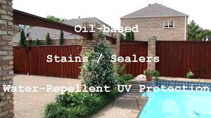 dallas fence staining dallas ft worth fence staining painting