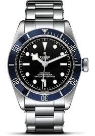 steel bracelet watches images Tudor heritage black bay stainless steel bracelet watches jpg