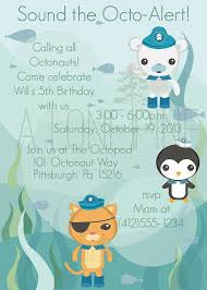 48 best octonauts birthday party ideas images on pinterest party