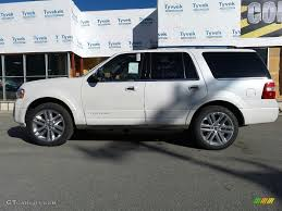 2017 ford expedition platinum 2017 oxford white ford expedition platinum 4x4 115838399