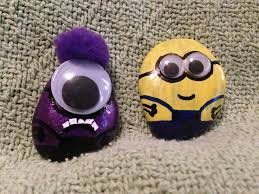 rocks painted like minions kids loved this just used some