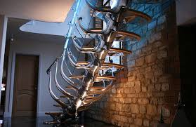 Metal Stairs Design 25 Unique And Creative Staircase Designs Bored Panda
