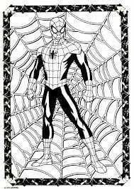 spiderman coloring book spiderman coloring book art