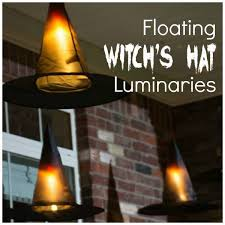 spooky floating witch hats for your halloween decor u2013 home and garden