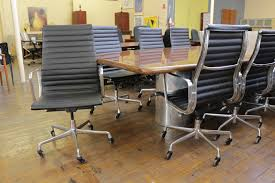 Eames Boardroom Table Square Meeting Room Table 10 Seater Boardroom Table Modern Office