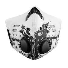 rz mask splat black m1 mask