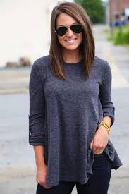 mid length hair cuts longer in front haircuts for medium length hair