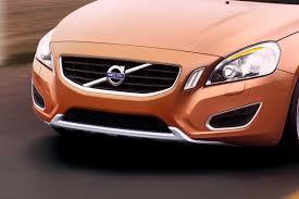 volvo sedan 2011 volvo s60 sedan fully revealed gets new 1 6l and 2 0l turbo