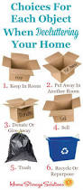 how to declutter your home a simple formula
