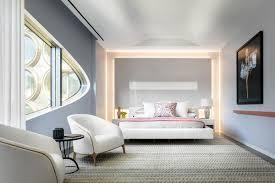 zaha hadid interior revealed inside the model residences of zaha hadid s 520 west 28th