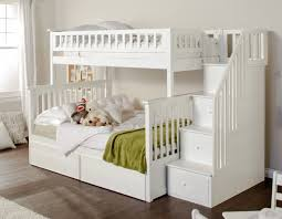 Twin Beds With Drawers 24 Designs Of Bunk Beds With Steps Kids Love These