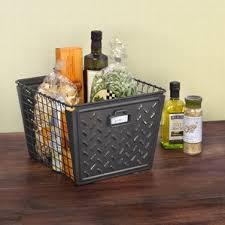 What To Put In A Wine Basket Storage Boxes Storage Bins U0026 Storage Baskets You U0027ll Love