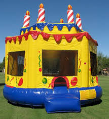 bounce house rentals rent birthday cake bounce house phoenix
