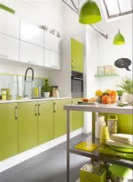 cuisine blanche et verte cuisine verte blanche et grise home green