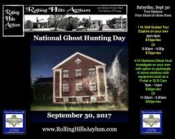 ghost pics for halloween national ghost hunting day promo jpg