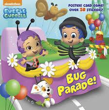 bug parade bubble guppies random house penguinrandomhouse