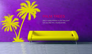 wall decals wall stickers wall tattoos car decals stickurz com palm trees wall stickers