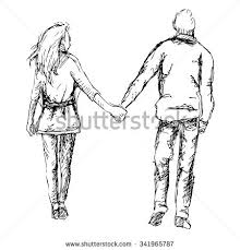couple sketch stock images royalty free images u0026 vectors