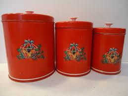 vintage retro kitchen canisters vintage kitchen canisters retro kitchen by anunexpectedjourney