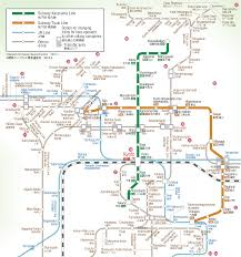 My Subway Map by Kyoto Subway Map English My Blog