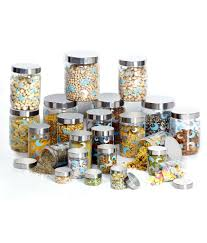 captivating clear glass kitchen storage jars round brown wooden full size of storage modern clear glass kitchen storage jars stainless steel top lids constructed
