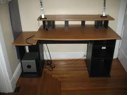 Best Place To Buy A Computer Desk Light Brown Desk Brubaker Desk Ideas