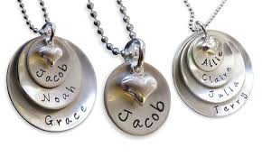 custom necklaces custom lucky necklace aj s collection groupon