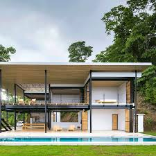 benjamin garcia saxe u0027s ocean eye house features movable wooden walls