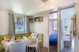 Irm Case Mobili by Two Bedroom Mobile Home Camping Village Piantelle