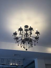 Dining Room Candle Chandelier by Antique Black Crystal Chandelier Dining Room Bohemian Kids Room