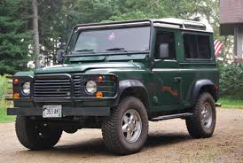 land rover defender 90 interior 1995 land rover defender 90 station wagon for sale the motoring
