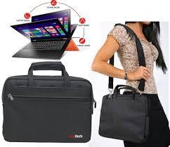 amazon com navitech black case cover bag for laptop notebook